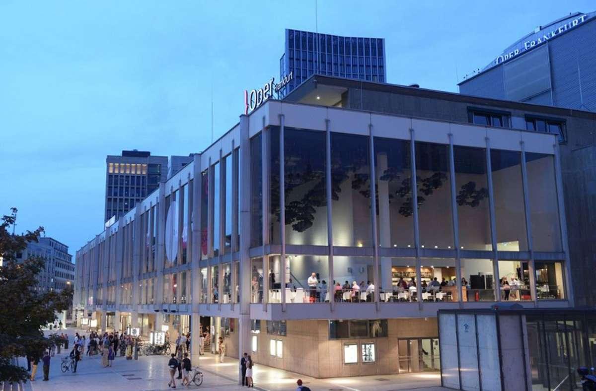 Bei der Kritik beliebt: die Frankfurter Oper Foto: Barbara Aumüller/Oper Frankfurt