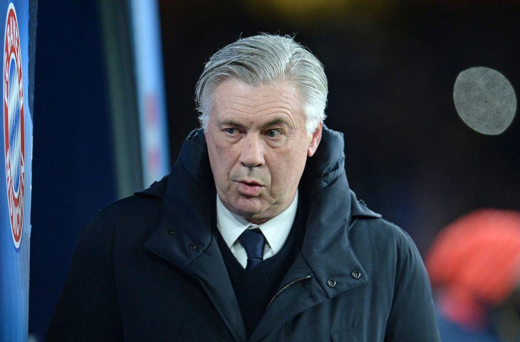 Carlo Ancelotti ist nicht der Einzige, der beim FC Bayern Fehler gemacht hat. Foto: dpa