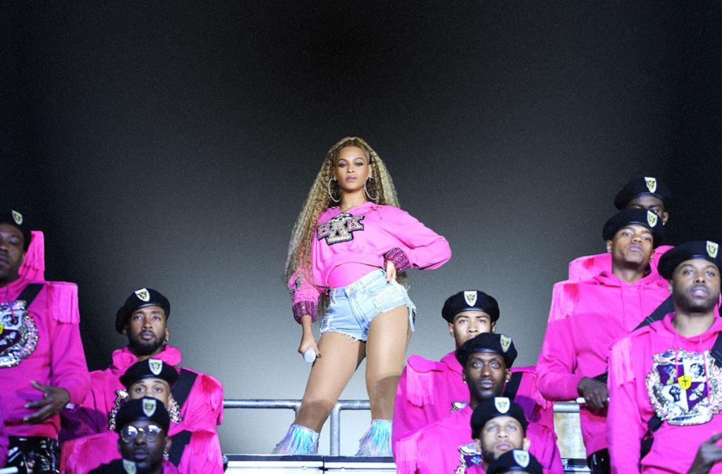 """Beyoncé im Konzertfilm """"Homecoming"""" Foto: Netflix"""
