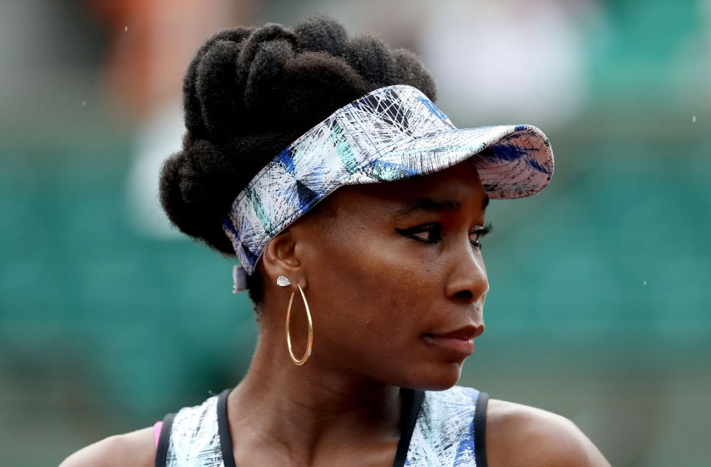 Tennisspielerin Venus Williams Foto: BELGA