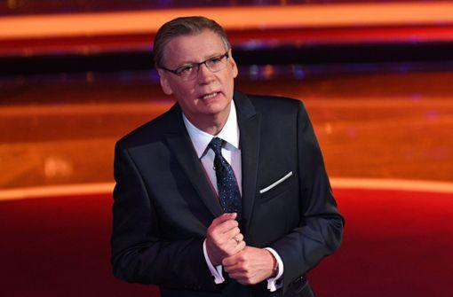 Günther Jauch, der Millionäre-Sucher