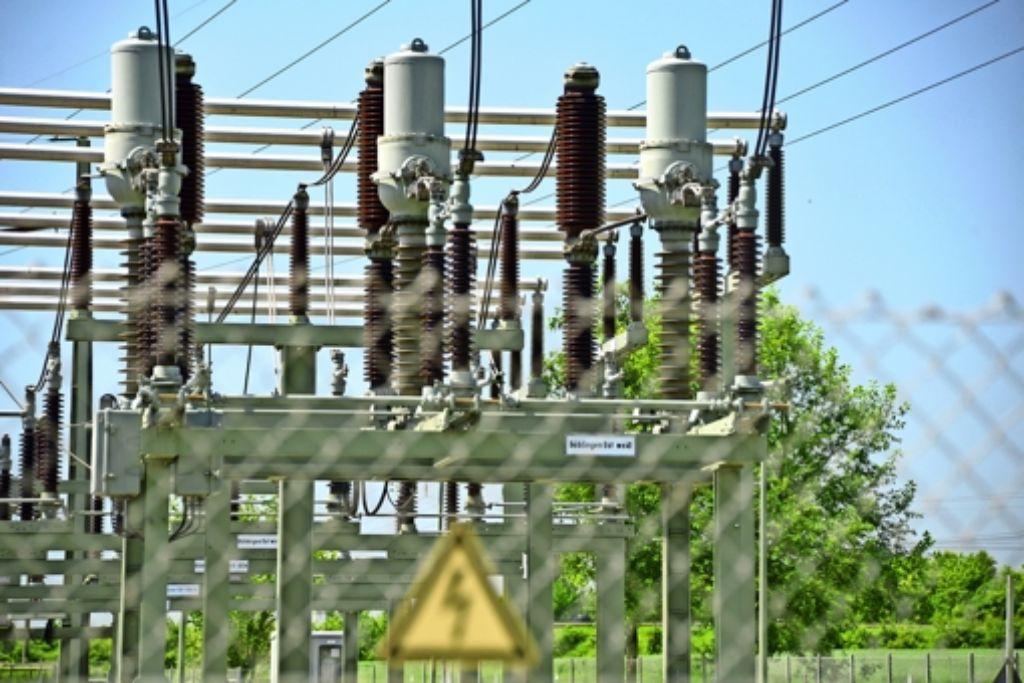 Eigentlich sollten die Stromnetze und -verteiler in Filderstadt bald Foto: Norbert J. Leven