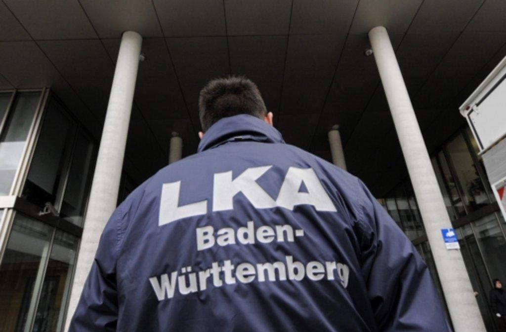 Das LKA Baden-Württemberg hat noch keinen neuen Chef. Foto: dpa