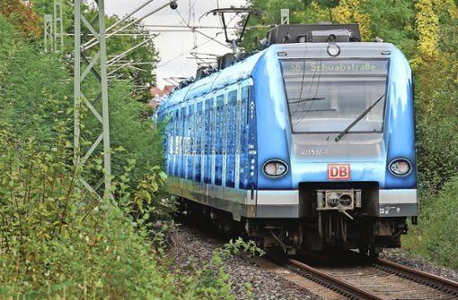 Fährt die S-Bahn bald in Regionsblau?
