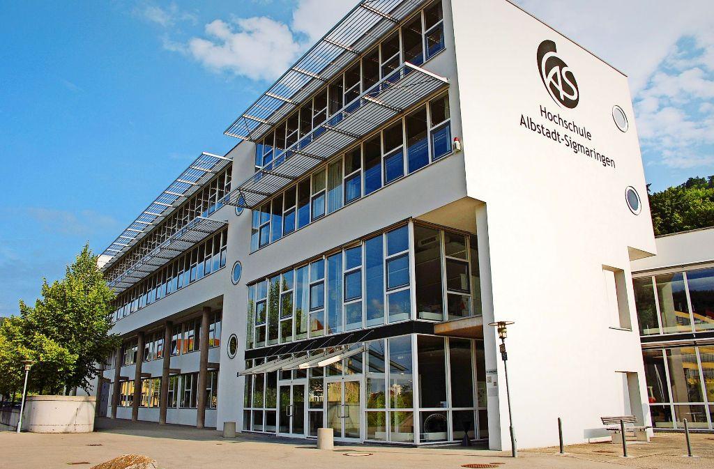In den Schlagzeilen: die Hochschule Albstadt-Sigmaringen Foto: StZ