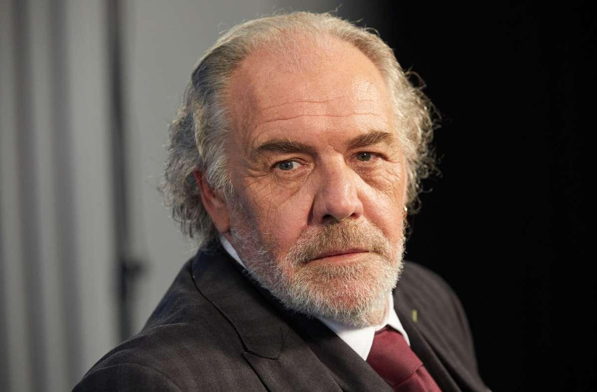 Der Schauspieler Christian Kohlund wird am 17. August siebzig Jahre alt. Foto: dpa/Georg Wendt
