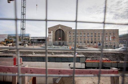 Beim Thema Brandschutz stimmen die Deutsche Bahn und die Stuttgarter Branddirektion nicht überein. Die Geschichte des Projekts Stuttgart 21 dokumentieren wir in unserer Bilderstrecke. Foto: Michael Steinert