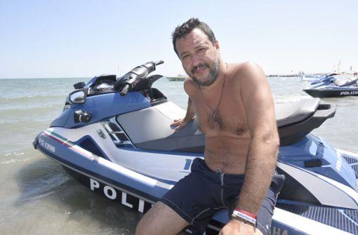 Wo steuert Salvini hin?