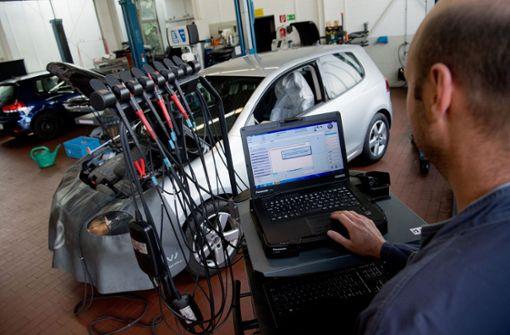 Abgasskandal lässt Autohersteller nicht los