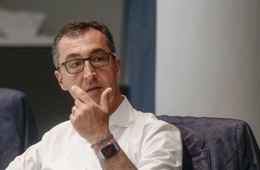 Cem Özdemir: Guter Draht zur Autoindustrie