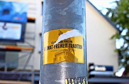 Rechte Gruppierung wirbt offensiv im Stadtbezirk