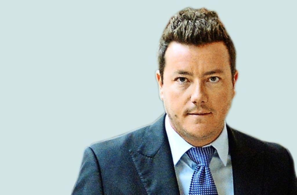 René Benko bastelt an einer europäischen Luxuskaufhauskette. Foto: dpa