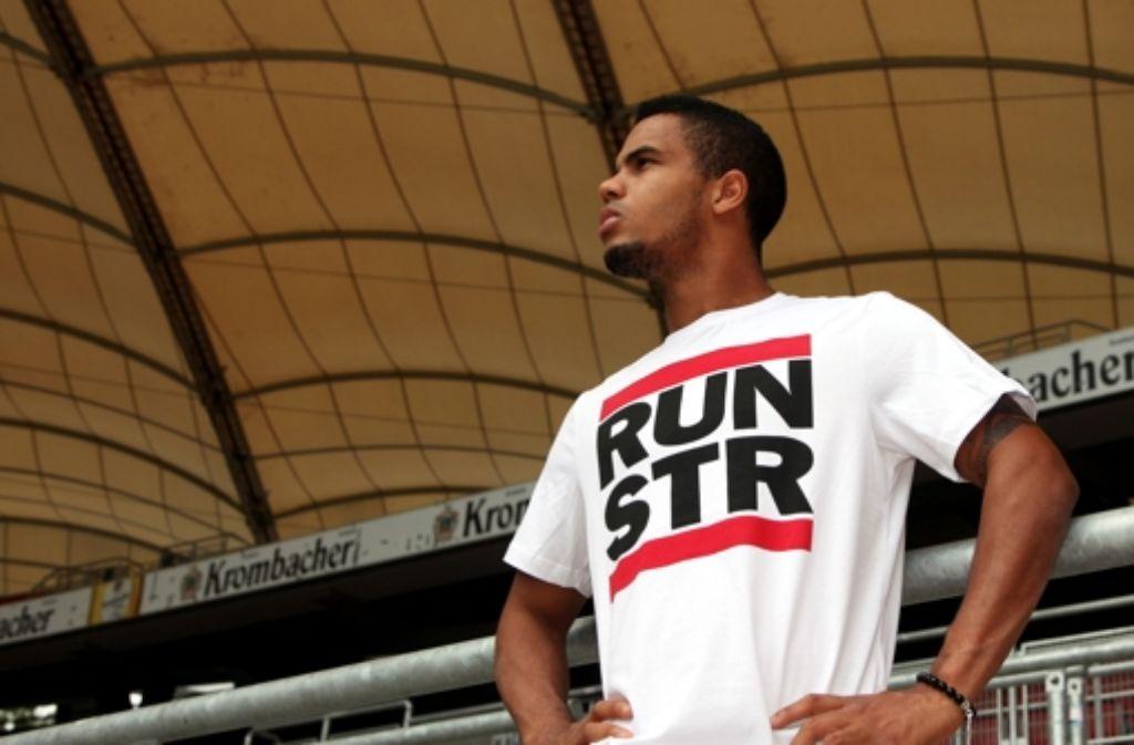VfB-Spieler Daniel Didavi ist schon wieder verletzt. Foto: Baumann