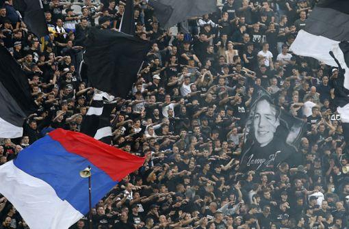 Coronavirus? Serbisches Derby vor 16.000 enthusiastischen Fans