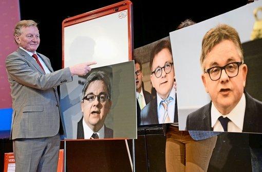 Doppeltes Signal im Landtag