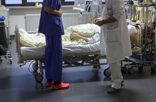 Dieb war  kein Klinikmitarbeiter