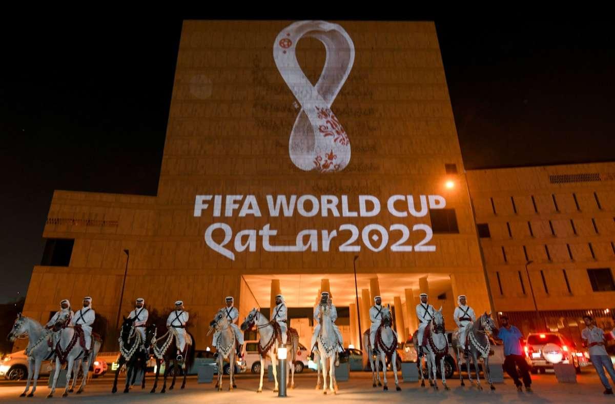 Der Austragungsort Katar ist umstritten. Foto: dpa/Nikku