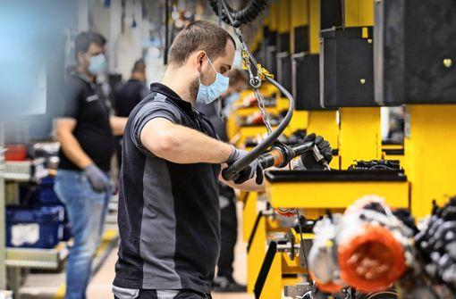 Daimler bringt Verlagerung des E-Campus' ins Spiel