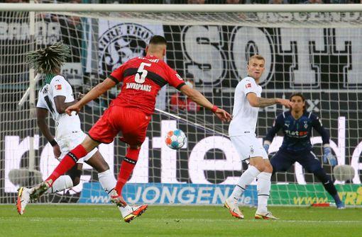 VfB zeigt einen großen Kampf