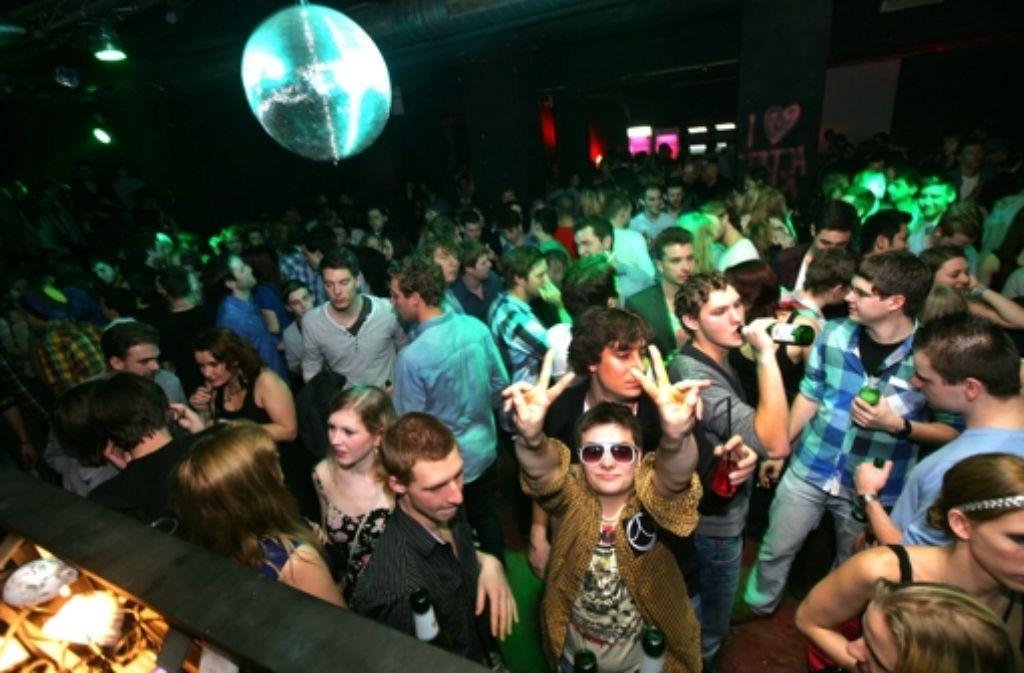 Auf geht's zum letzten Tanz im alten Rocker 33. Foto: Zweygarth