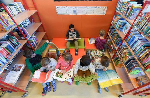 Kleine Leseratten brauchen Futter