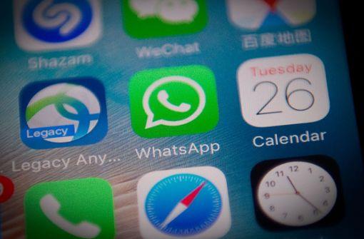 Verstoßen WhatsApp-Nutzer gegen das Recht?