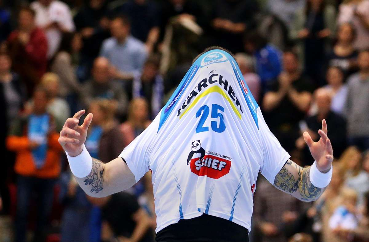 Wie geht es mit der Handball-Liga weiter?  Die Corona-Krise hat dem Sport ganz schön zugesetzt – aber es gibt Hoffnung. Foto: Pressefoto Baumann/Julia Rahn