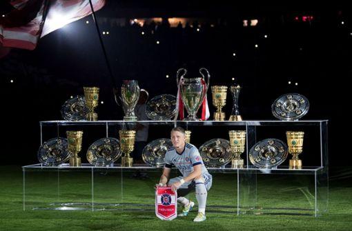 Der emotionale Abschied des Ex-Bayern-Kapitäns