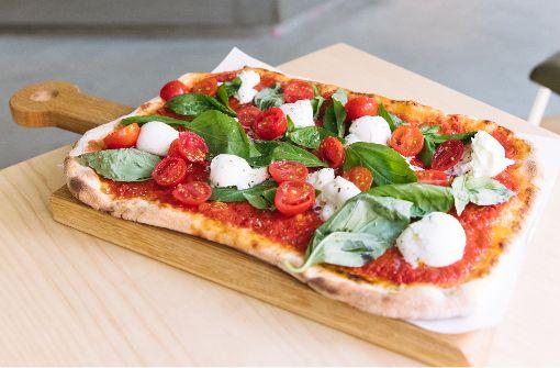 Einweihung in die Kunst des Pizzabackens
