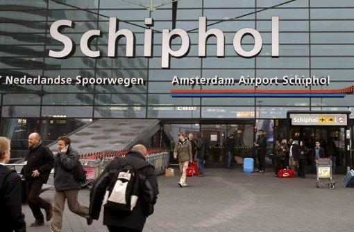 Beim Flughafen Schiphol ging nichts mehr