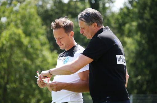 Lutz Siebrecht verlängert bei den Stuttgarter Kickers