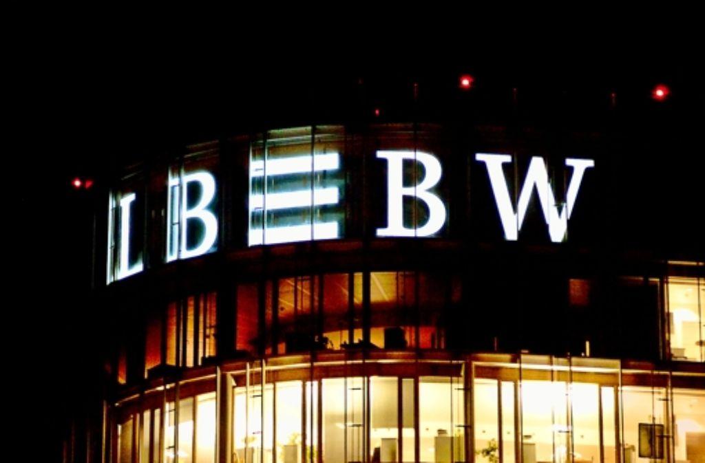 In der Landesbank steckt auch Vermögen der Stadt Stuttgart. Foto: Horst Rudel