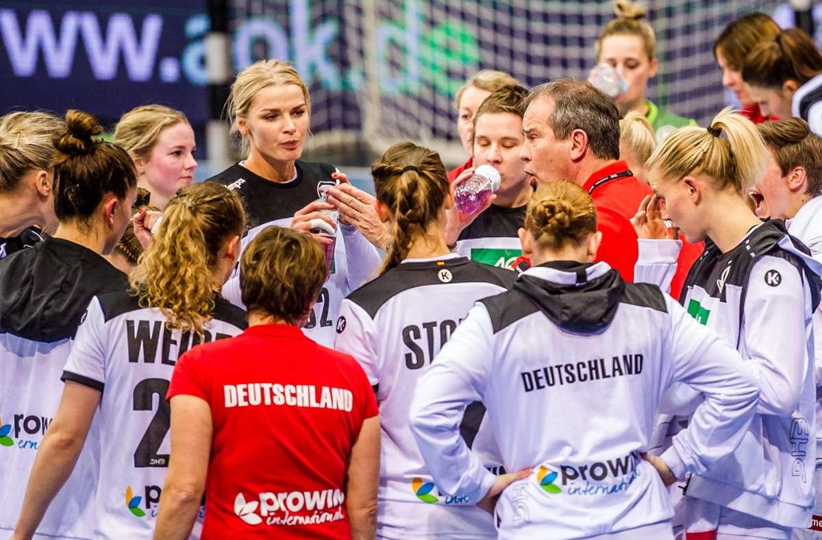 Die Mannschaft von Henk Groener ist auch mit Spielerinnen von ausländischen Topclubs besetzt. Foto: imago/masterpress