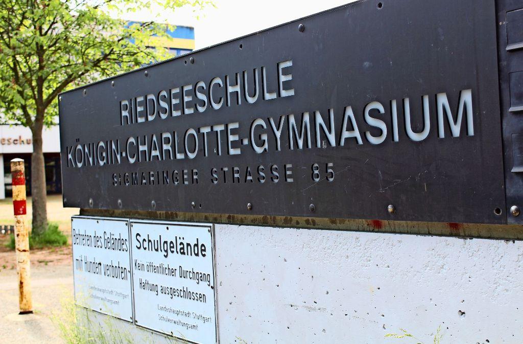 Die Werkrealschule an der Riedseeschule wird eingestellt, sodass das KCG möglicherweise mehr Räume zur Verfügung hat. Foto: Tilman Baur