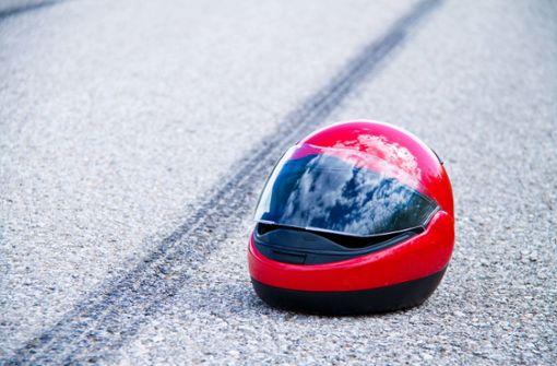 Deutlich weniger tödliche Motorradunfälle