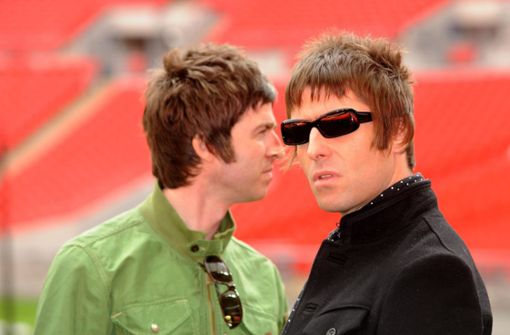 Noel und Liam Gallagher wieder versöhnt