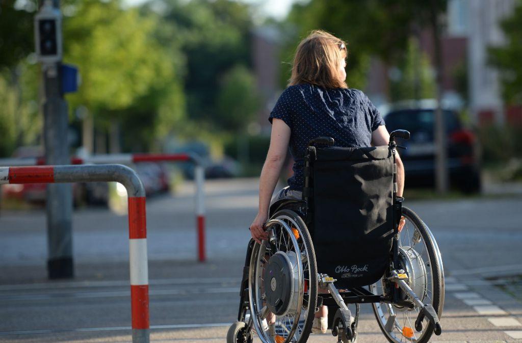 Mehr Teilhabe für behinderte Menschen: diesem Ziel haben sich auch die bisherigen Behindertenbeauftragten der Stadt Stuttgart verschrieben. Foto: dpa