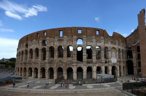 Rattenhauptstadt Rom