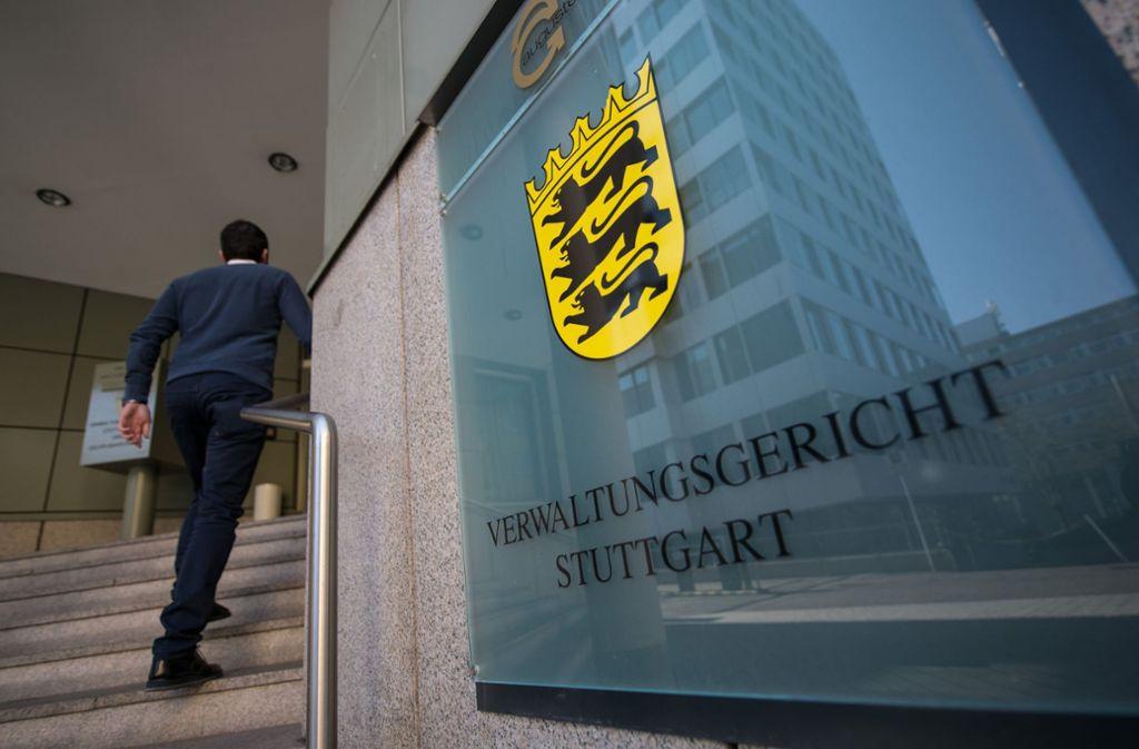 Die Stadt Ostfildern und der Kommunalverband für Jugend und Soziales haben vor dem Stuttgarter Verwaltungsgericht einen Vergleich geschlossen. Foto: dpa