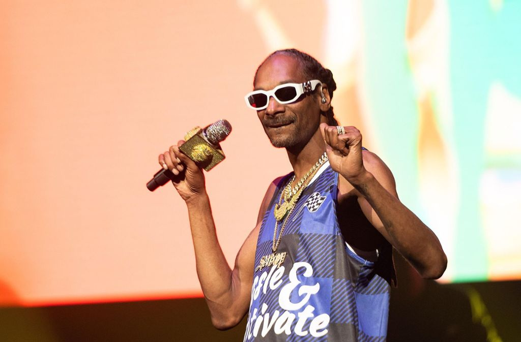 Snoop Dogg möchte seine Lieder kindertauglich machen. Foto: imago images / MediaPunch/imageSPACE
