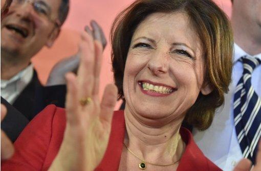 Malu Dreyer, die Merkel-Versteherin