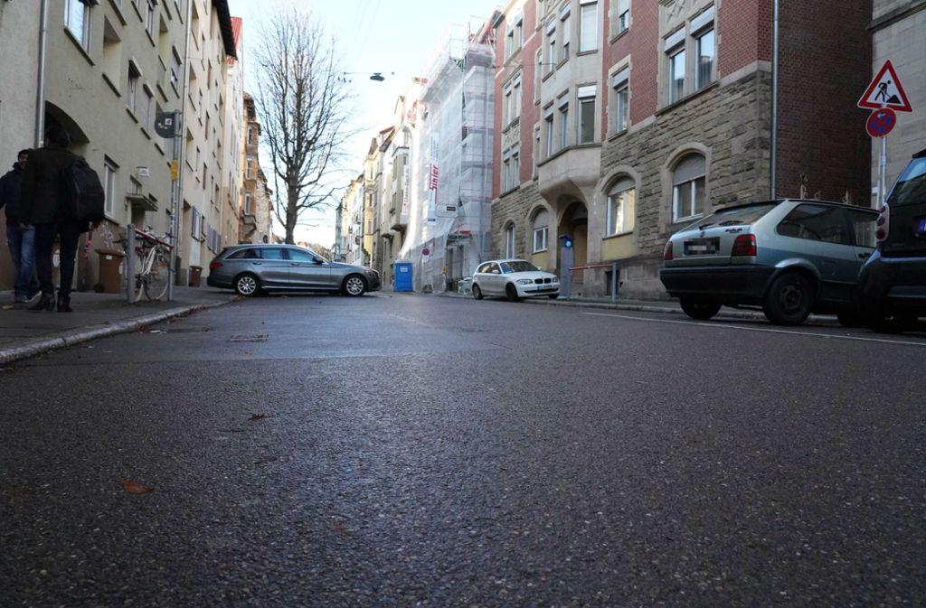 Nach einem Tötungsdelikt im Stuttgarter Westen sucht die Polizei nach dem Motiv des Täters. Foto: Andreas Rosar/Fotoagentur Stuttgart