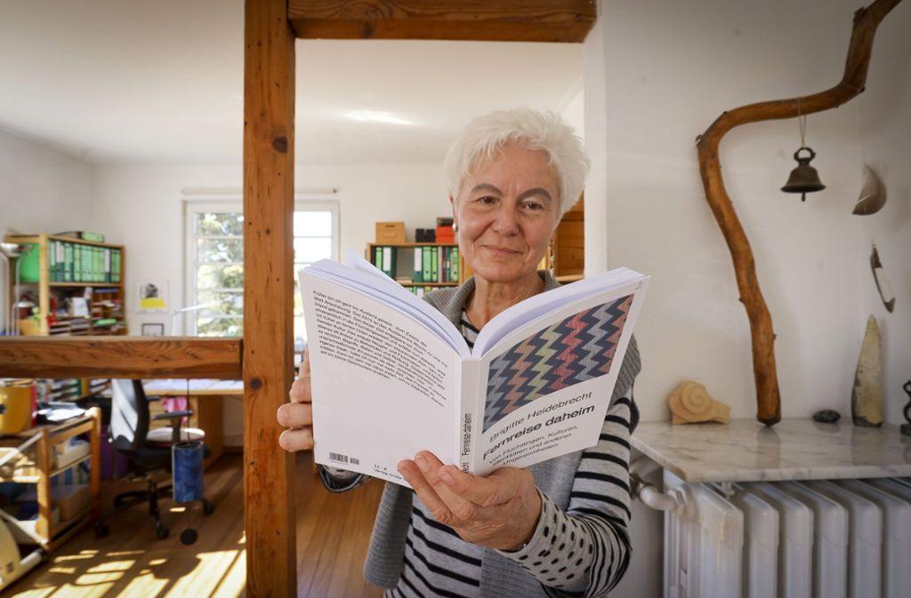 Ist an Grenzen gekommen und weiter gegangen: Brigitte Heidebrecht Foto: factum/Simon Granville