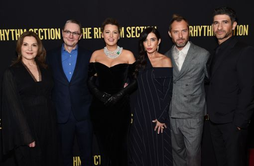 Mystery-Thriller mit Blake Lively feiert Premiere