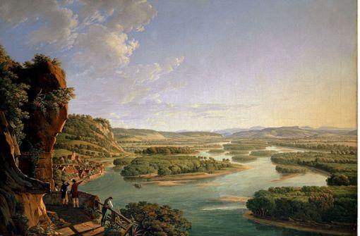 Bändiger des wilden Rheins