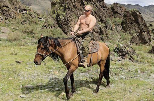 Der russische Kampf um die nationale Würde