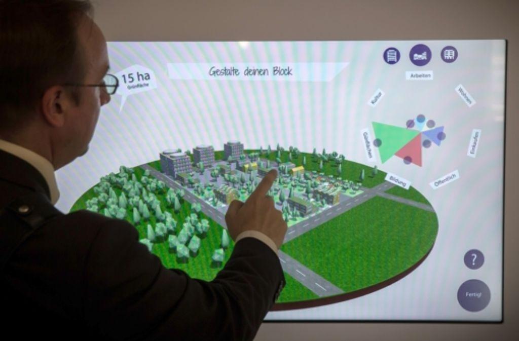 Eine Berliner Agentur wird die Organisation der Bürgerbeteiligung für das geplante Rosensteinviertel übernehmen. Foto: Lichtgut/Achim Zweygarth