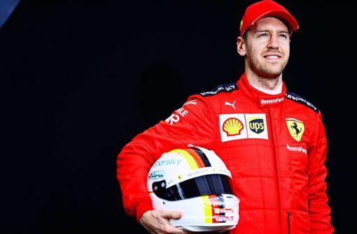 Sebastian Vettel verkauft acht Luxusautos