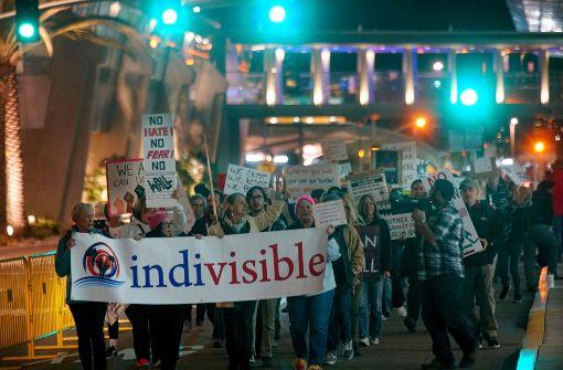 Proteste auch gegen Trumps neues Einreiseverbot