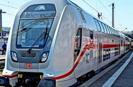 Wochenlange Einschränkungen im Bahnverkehr